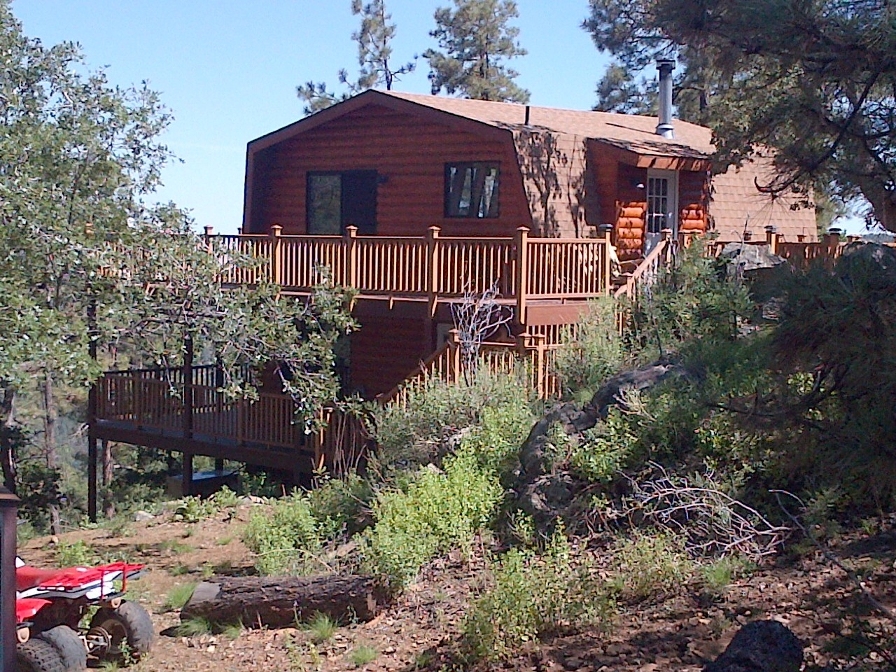 Prescott Cabin Rentals Vacation Rentals In And Around