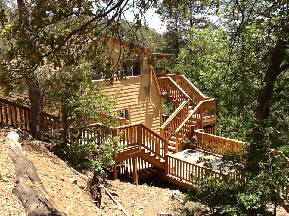 asp flagstaff prescott condo home cabin vacation cabins rental